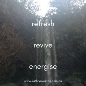 refresh revive energise