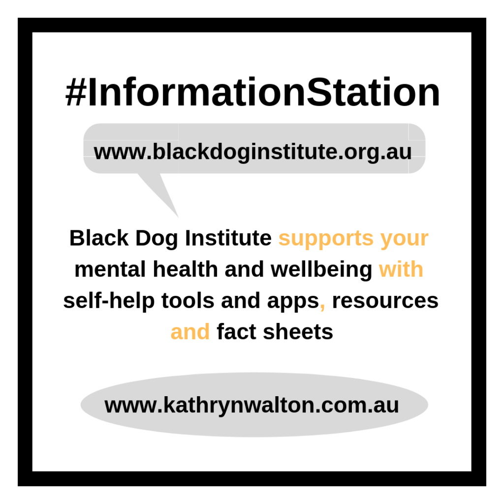Black Dog Institute mental health
