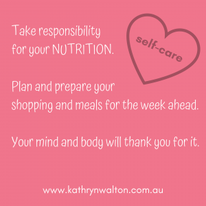 self-care nutrition