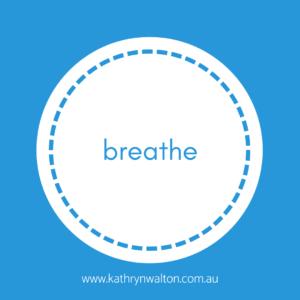 breathe in nature
