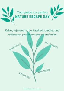 Nature Escape Day Guide