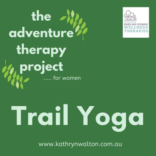 trail / outdoors yoga