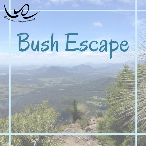 women empowered bush escape